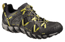 Merrell Men's Waterpro Maipo carbon/empire yellow